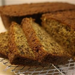 Extreme Banana Nut Bread 'EBNB' Recipe - This is my mom's dense, excellent, and definitely unhealthy banana nut bread recipe.  It's always completely gone in minutes.  This is great at parties, but hazardous at home.  HEALTH WARNINGS: EBNB may be habit forming.