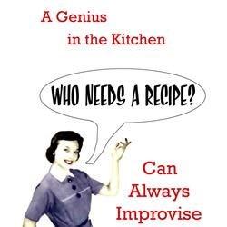Shawn Scott's Recipe-Free Cooking Logo