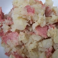 Bacon Turnip Mash Recipe - Who needs potatoes? Mix up your menu with these savory mashed turnips and bacon.