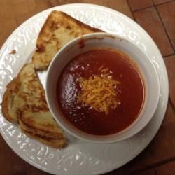 Rachel's Tomato Basil Soup Photos - Allrecipes.com