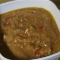 Tomato-Bacon Gravy