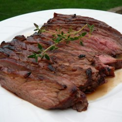 Flank Steak a la Willyboy Recipe - You HAVE to let this steak sit overnight. Don't bother making it if you can't put in the time, because the payoff is worth it. This staple in our household is a favorite of all who try it!