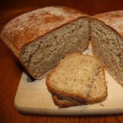 High Protein Bread  Recipe - A very good high protein bread.  I use it for sandwiches and toast.