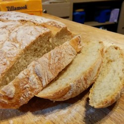 No Knead Beer Bread Recipe and Video - This really is an easy, fun, and fast recipe, and you'll be amazed at how great the results are, even for the most inexperienced bread maker.