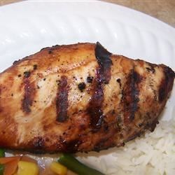 Beer and Soy Sauce Chicken Recipe - A simple beer and soy sauce marinade makes for some tasty grilled chicken!