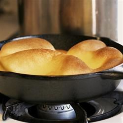 Dutch Baby, a.k.a. German Oven Pancake