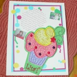 I finally finished my memory page! Now I've got to get my package out in the mail!