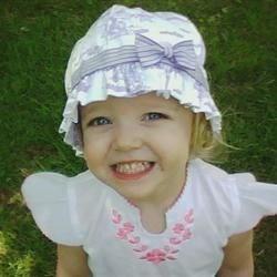 Abigail Evangeline Durkin (2 -1/2 years)