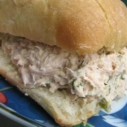 even better than usual tuna salad