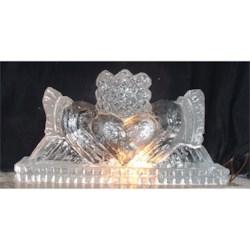 Claddagh Ice Sculpture