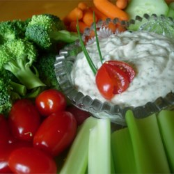 No-Guilt Zesty Ranch Dip Photos - Allrecipes.com