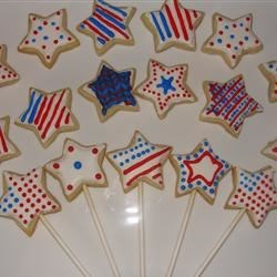 July 4th Cookies