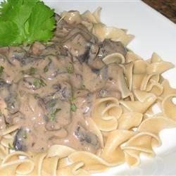 Portobello Mushroom Stroganoff Photos - Allrecipes.com