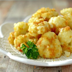 Kids' Favorite Cauliflower Recipe - This surprising combination of cauliflower and vanilla wafer crumbs is quick and easy to prepare and a proven kid-pleaser.