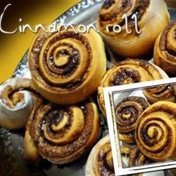 Cinnamon Rolls I