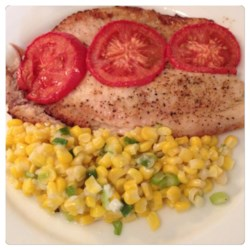 Freeda's Fabulous Fish Recipe - A quick and easy fish dish!!