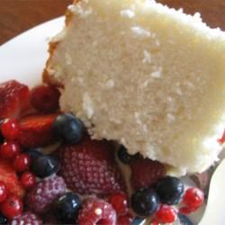Angel Food Cake I