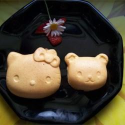 Hello Kitty Waffles