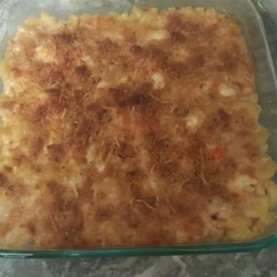 Chef John's Lobster Mac and Cheese Recipe - Chef John's recipe for lobster mac and cheese is an elegant, decadent way to impress that special someone in your life.