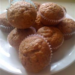 my zucchini muffins