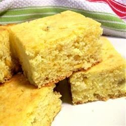 Absolute Mexican Cornbread Recipe - This has got to be the tastiest and the most moist cornbread I have ever made. It is the most requested thing I cook, so I am sharing it. Don't let the ingredients fool you.  It's unbelievable.