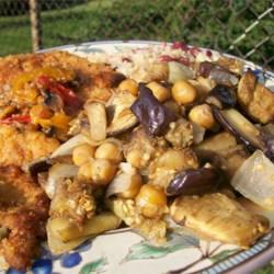 Mediterranean Vegetable Stew