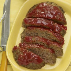 Melt-In-Your-Mouth Meat Loaf Recipe and Video - This recipe is anything but regular old meatloaf! Everyone will love this moist version made in the slow cooker, with milk, mushrooms, and a little sage for extra flavor.