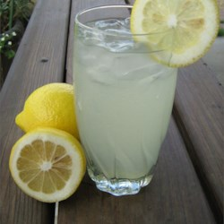 Best Lemonade Ever Recipe and Video - Lemonade is a very refreshing drink, and this is the best one ever!