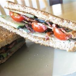 Cool Cucumber Sandwich