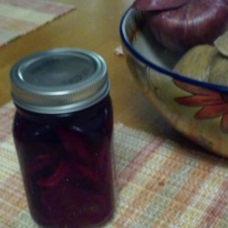 Scandinavian Pickled Beets Recipe - These tangy treats add gorgeous color to any table.
