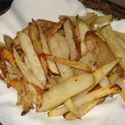 Awesome Oven Fries