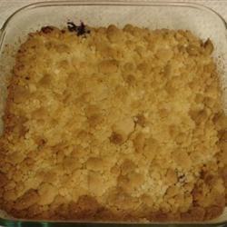 Bluberry Dump Cake