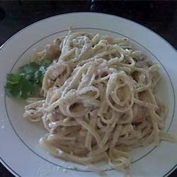Easy Chicken Alfredo