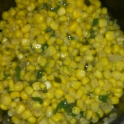 Corn and Jalapenos Recipe - Corn and jalapeno pepper work well together in this side dish idea.
