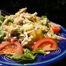 Leafy Green Apple Salad