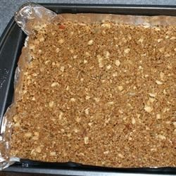 Power Bars Recipe - This is a good recipe for a substitute to power bars, that's easy and tasty.