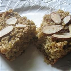 Easy Baked Oatmeal