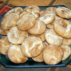 Snickerdoodles IV Recipe - Cinnamon sugar cookies are one of the world's favorite baking recipes. Try this version for a quick and easy treat.