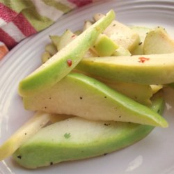 Chayote Squash Side Dish Recipe - A favorite with Caribbean and Louisiana cooks, the mild flavor of the plump, pear-shaped mirliton squash makes it a natural for vegetable side dishes.