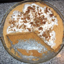 Pumpkin and Cream Cheesecake