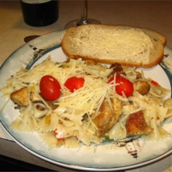 Chicken Pasta - Shannon Style by lestoby