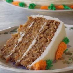 Nana's Classic Carrot Cake