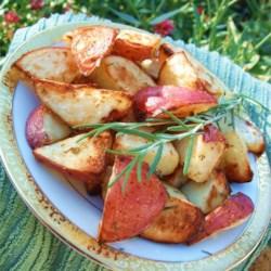 Bellas rosemary red potatoes
