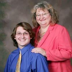 Me with my graduating senior