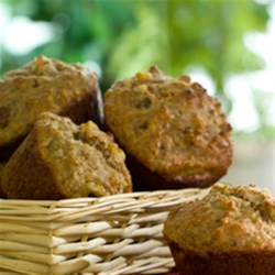 Banana Yogurt Muffins Recipe - Ilderton pullet farmers Bill and Cindy Gysbers and their family love these muffins as they are full of nutritious ingredients.