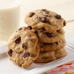 Chocolate Chip Cookies from Karo(R) Recipe - Chewy and delicious just like a chocolate chip cookie should be!