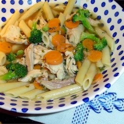 Quick and Easy Chicken Noodle Soup