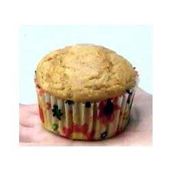 Spiced Butternut Squash Muffin