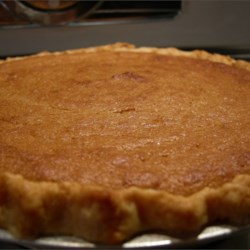 Sweet Potato Pie II Recipe - My brother loved this pie so much that he learned to make it.