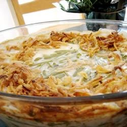Green Bean Casserole I Recipe - This is a holiday favorite with my family and it's easy to make. It should be a tradition in every household!